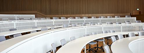 Lokaler til konferencer og særlige lejligheder