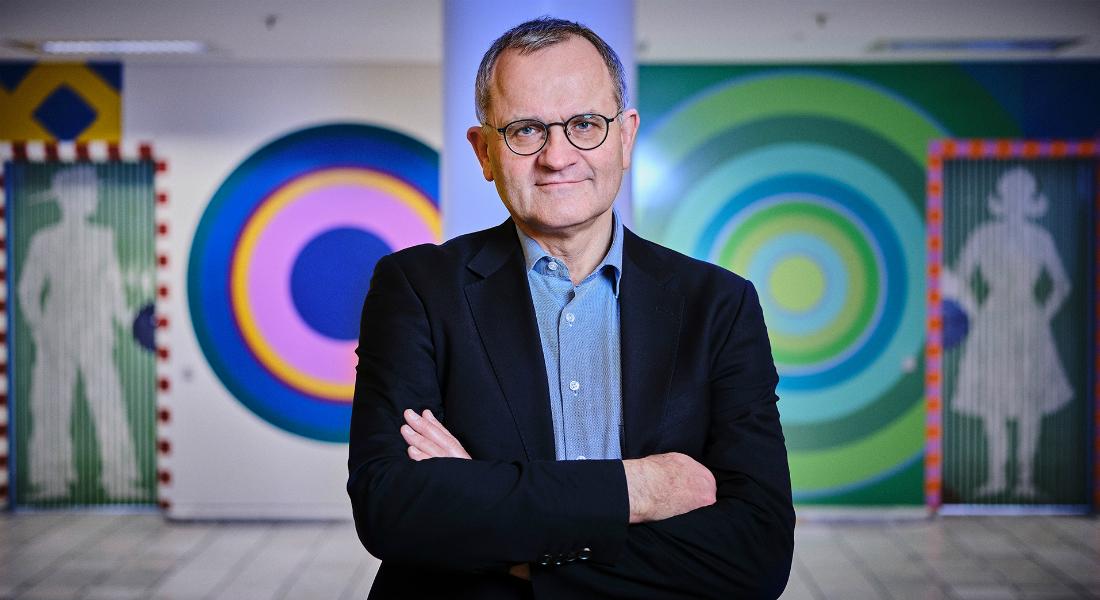 Professor Børge Nordestgaard