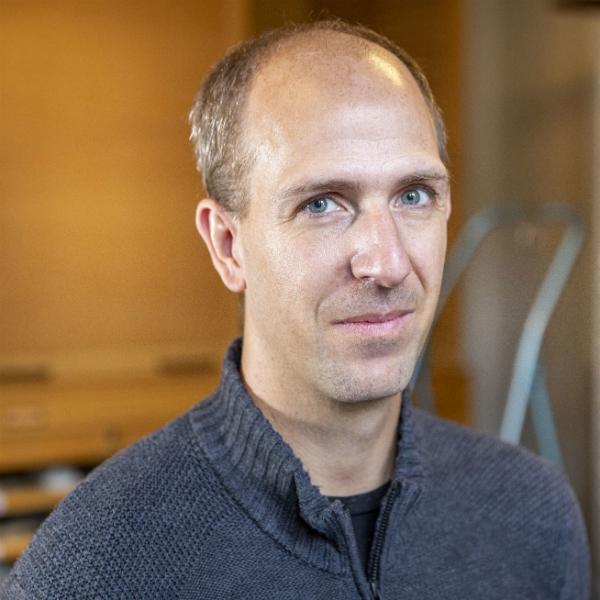 Lektor Martin Schiller fra StarPlan