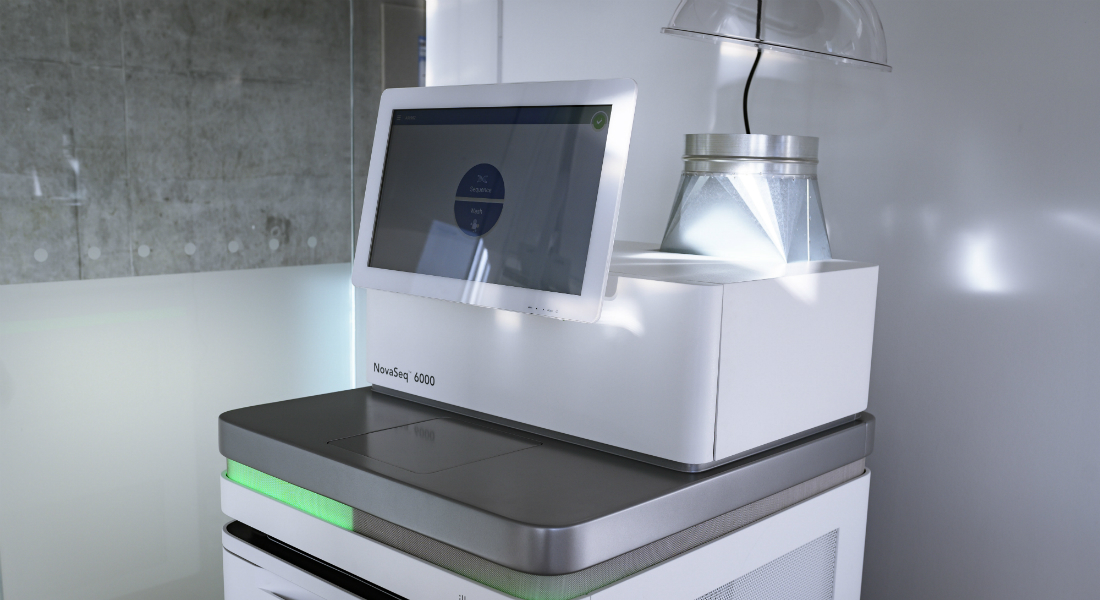 Single cell sequencing-maskine