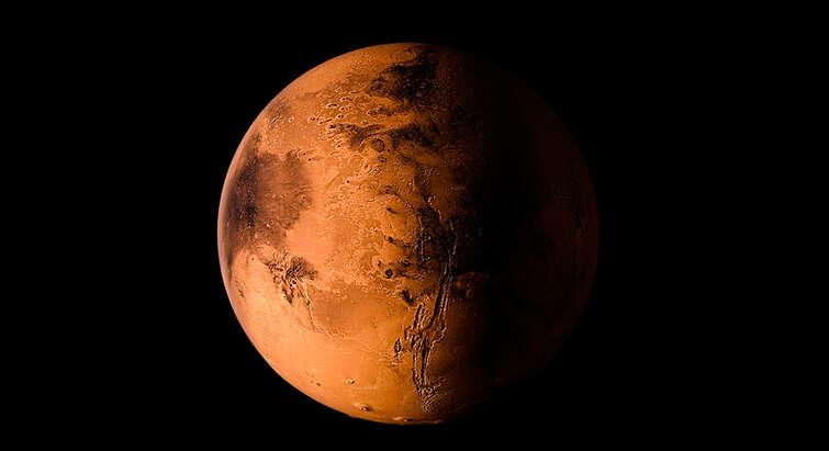 Den røde planet