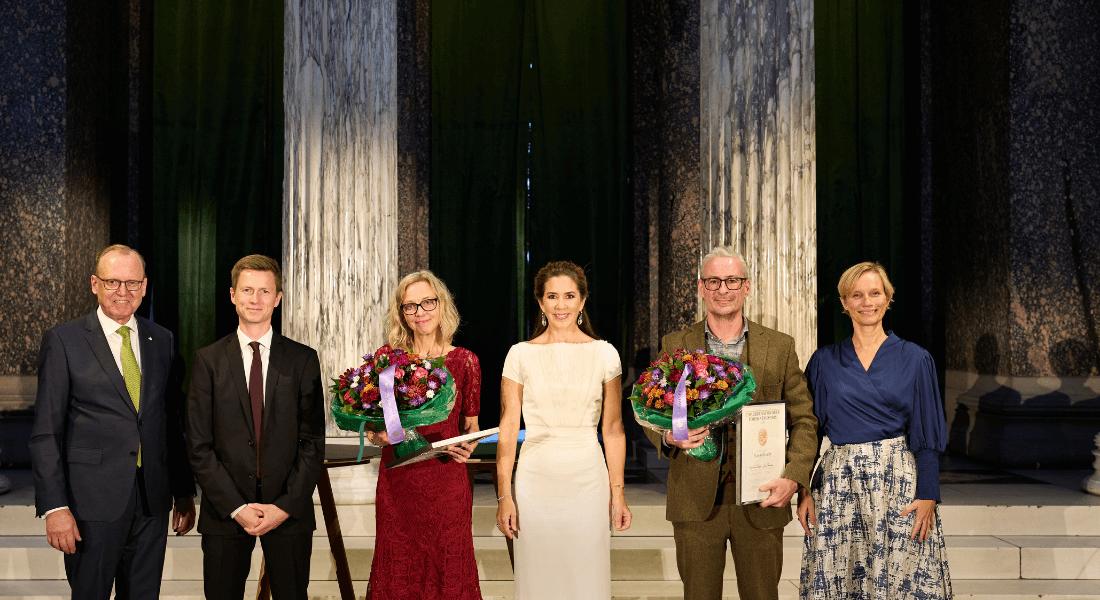 Carlsberg Foundation Research Prize